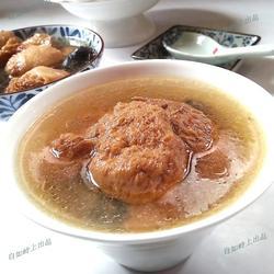 猴头菇乌鸡汤