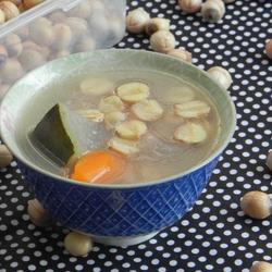 鲜莲冬瓜猪骨汤