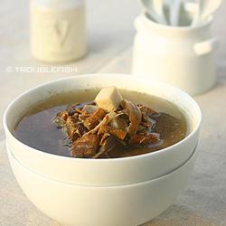 桑白皮茯苓猪骨汤