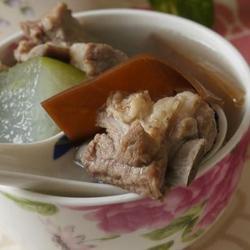薏仁海带排骨汤