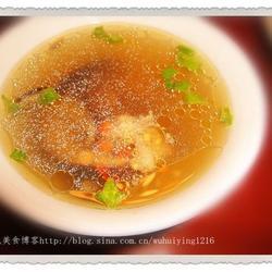 香菇枸杞鸽子汤