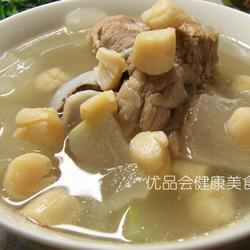 干贝冬瓜骨头汤