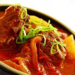 韩国猪骨头汤
