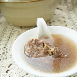 绿茶骨头汤