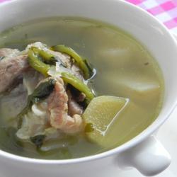 西洋菜马蹄猪骨汤