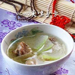 茯苓冬瓜鸭汤