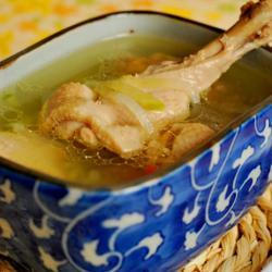 萝卜丝老鸭汤