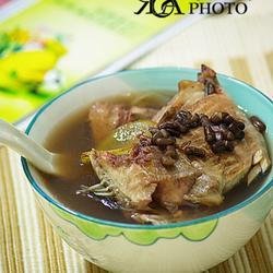 鲫鱼红豆汤