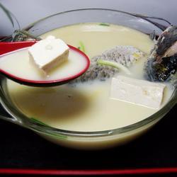鲫鱼豆腐浓汤