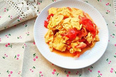 经典鸡蛋番茄