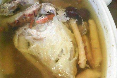 温补鸽子汤