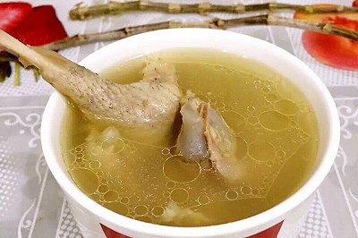 石斛陈皮水鸭汤