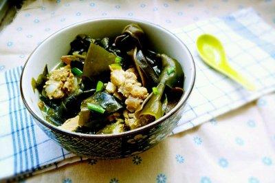 猪骨海带汤