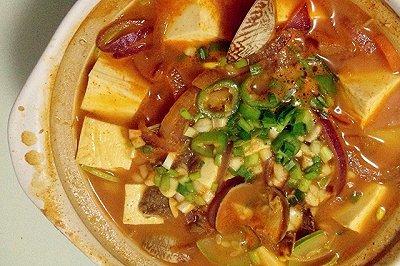 牛肉版韩式大酱汤