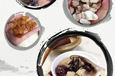 灵芝茯苓猪骨汤