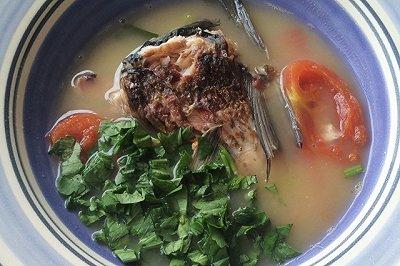 暖身鲫鱼白汤
