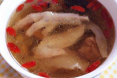 沙参玉竹炖鸡汤