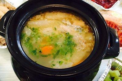 牛尾牛筋汤