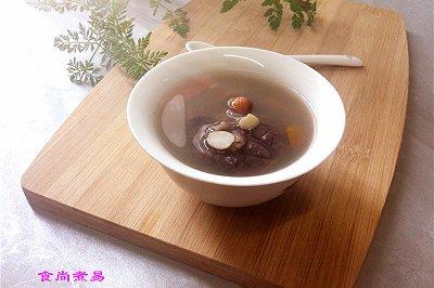 南北杏橄榄猪肺汤