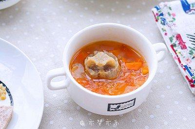 家庭版牛尾罗宋汤