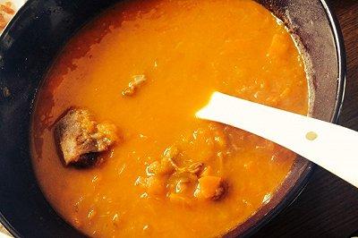 番茄牛尾浓汤