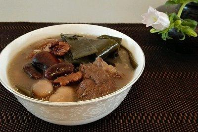 猪筒骨海带汤