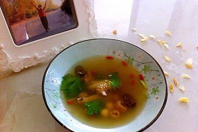 美容石斛鸡汤