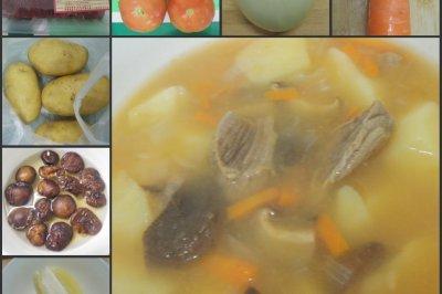 冬日美味罗宋汤