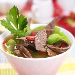 绿豆丝瓜汤