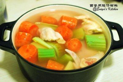 鸡汤(西餐常用辅料)