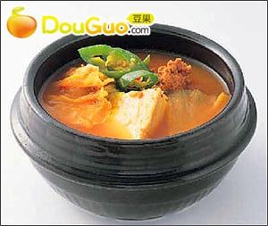 韩国牛肉酱汤