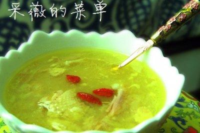美丽厨娘―阴米鸡汤