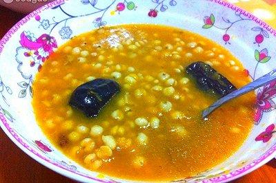 薏米南瓜粥