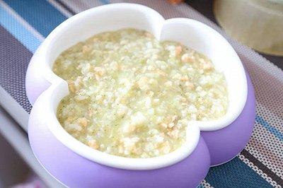 三文鱼菜泥燕麦粥
