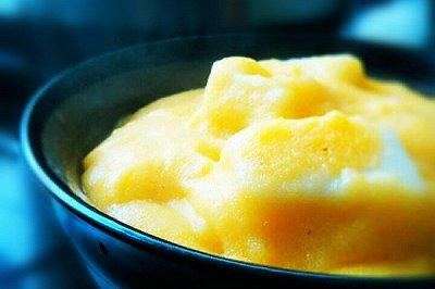 年糕玉米粥