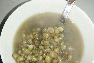 桂花绿豆粥