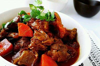 家传美食酱焖羊肉