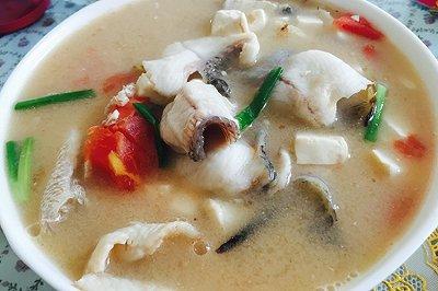 黑鱼豆腐汤(营养师推