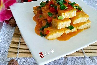 甜不辣豆腐