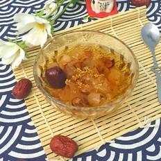 银耳红枣养生甜汤