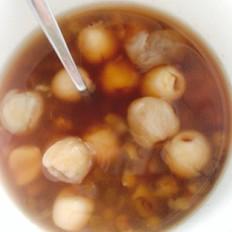 莲子绿豆桂圆汤